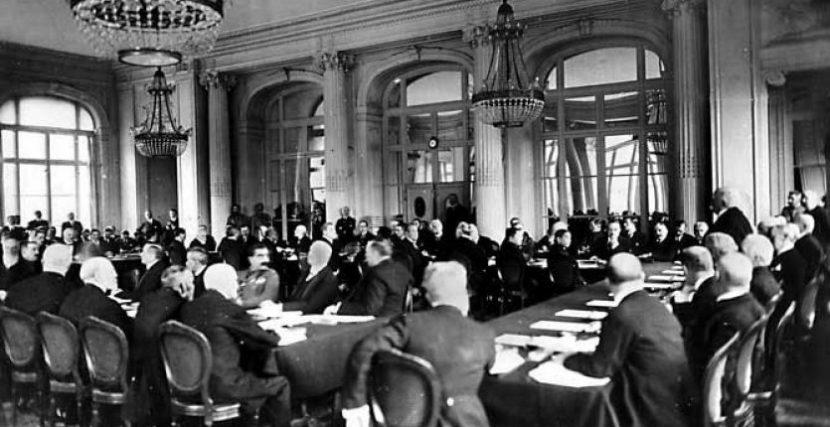 Paris Barış Konferansı 1918