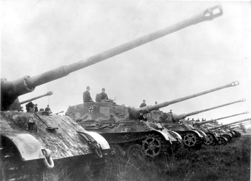 Pzkpfw VI - Tiger II