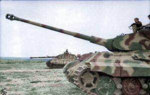 Königstiger Panzerkampfwagen VI Tiger II