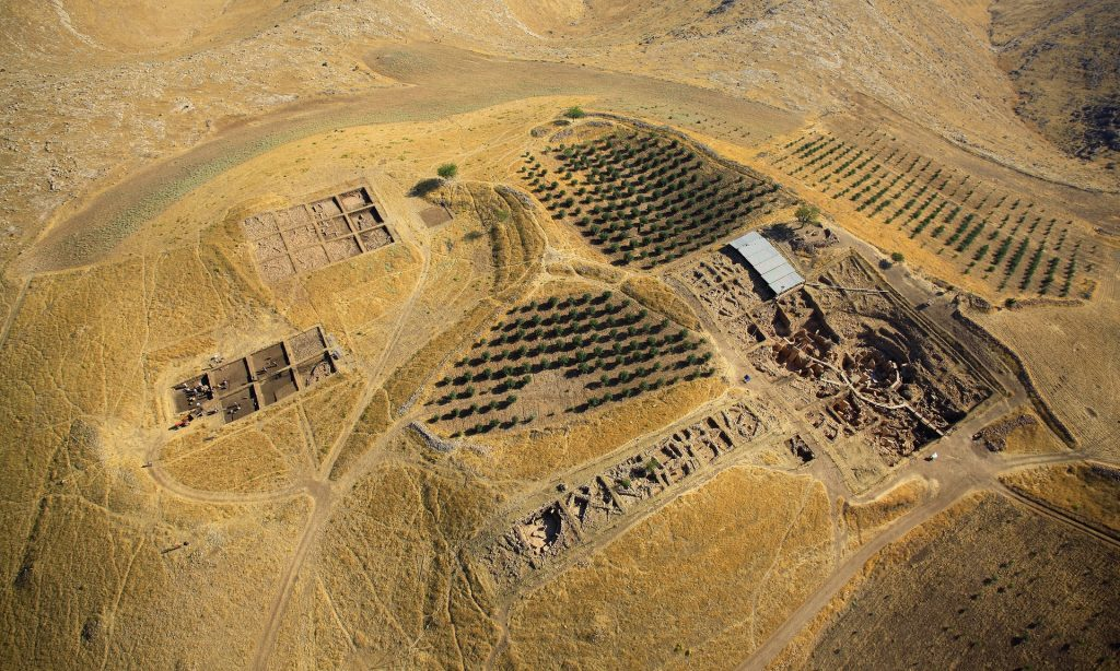 Göbeklitepe Kazı Alanı