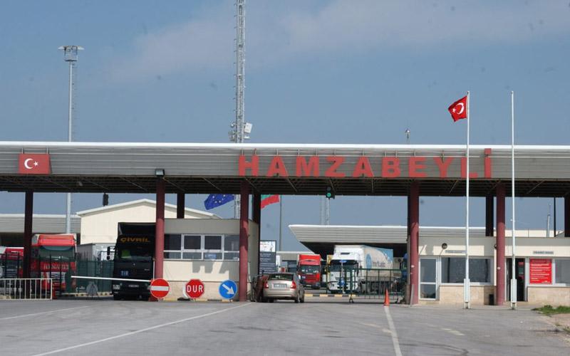 Hamzabeyli Sınır Kapısı