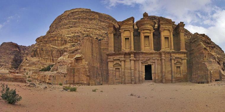Petra'ya Giriş