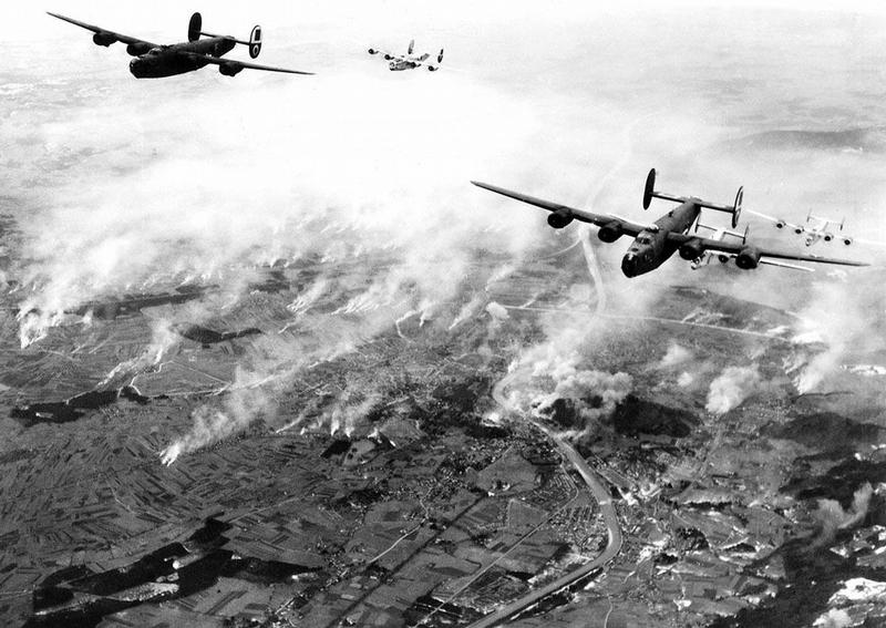 II. Dünya Savaşı uçak