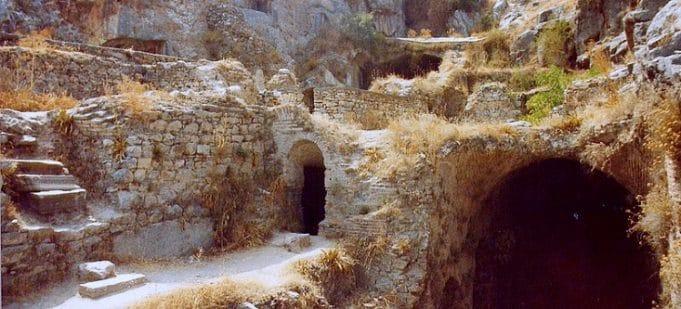 Ashab-ı-Kehf-Mağarası-Mersin